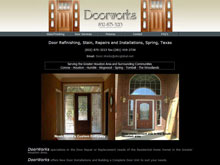 Web Design Project - Doorworksinspring